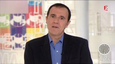 Television du sosie de michael jackson ben jack 39 son for Tele matin france 2 fr cuisine